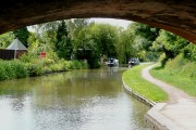 The Coventry Canal near Amington, Staffordshire