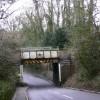 Railway bridge over Sturt Road