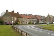 The road through Scorton