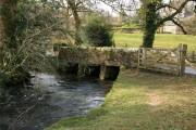 Bridge at West Shallowford