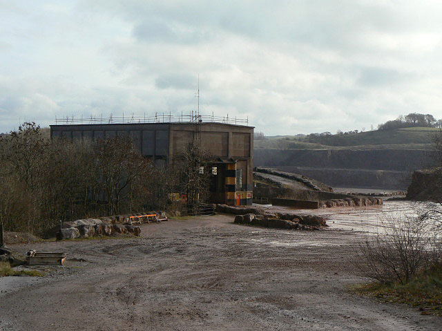 Quarry crusher