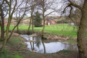 River Swarbourn, Woodmill