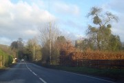 Approaching Aymestrey
