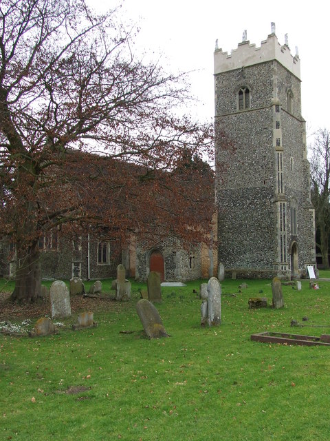 St Peter Claydon