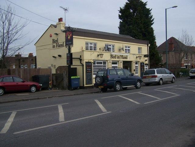 The Bird in Hand Pub, Dartford