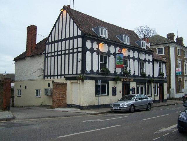 The Royal Oak Pub, Dartford