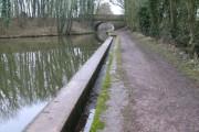 Macclesfield Canal near Springbank Lane bridge