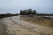 Marston Meysey gravel workiing