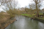 River Thames at Castle Eaton