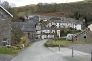 Ceinws village