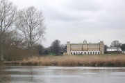View of Syon House from Kew Gardens