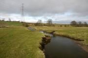 Farm bridge over the River Pont
