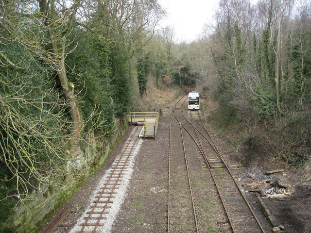 Wirksworth - Ecclesbourne Valley Railway