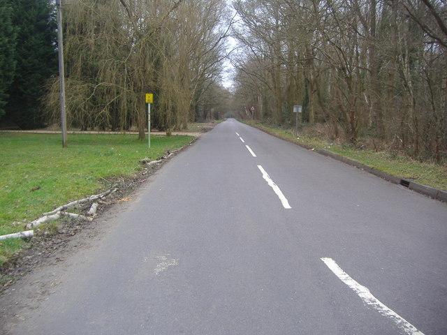 Sandpit Hall Road