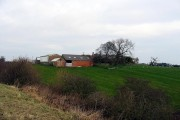 Black Hurworth Farm buildings