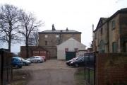Hillsborough Hall ... Rear View, Hillsborough Park, Sheffield