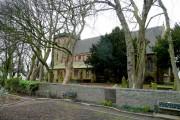 St. James' church, Audley