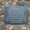 Prayer Book Rebellion, Sampford Courtenay