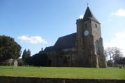 Ticehurst: parish church of St. Mary the Virgin