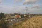 Rodford From The Train