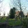 Chapel at Leiston cemetery