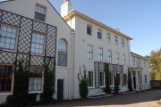 The Front of Down House