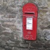 George V postbox, Nash Farm