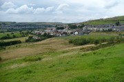 A view of Abertysswg