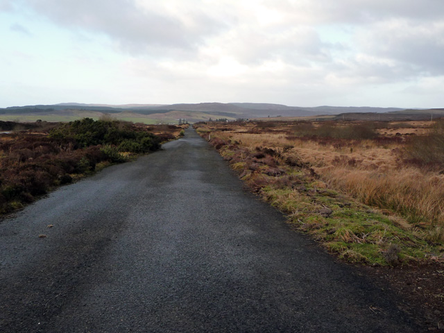 The old road to Fairy Bridge