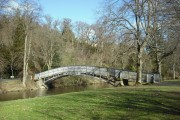 The Laurie Bridge, Wilton Lodge Park Hawick