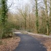Path and Cycleway at Lord's Hill