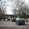 Railway bridge, Emscote Road, Warwick