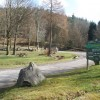 Forestry Commission picnic site, at Llanwynno