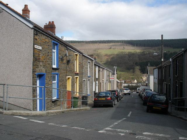Caradoc Street, Mountain Ash