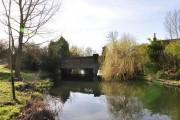 River Blackwater at Bradwell