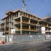 New courts underway