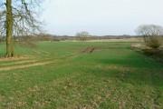 Farmland south of Whitehill Lane, near Grittenham