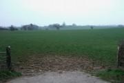 Farm land near Hawksmoor