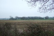 Farmland near Hawksmoor