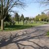 Leamington Spa cemetery