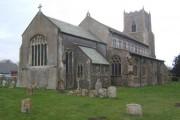 St Mary's Church, Bacton