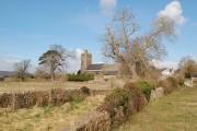 Church of St Stephen and St Tathen, Caerwent, Wales