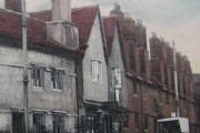 Almshouses- Eastgate.