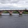 Perth Bridge over the River Tay