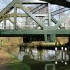 Not much clearance under Shalford railway bridge