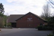 Kingdom Hall of Jehovahs Witnesses, Becton Grove, Perry Beeches