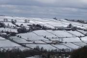 Farmland above Rivelin