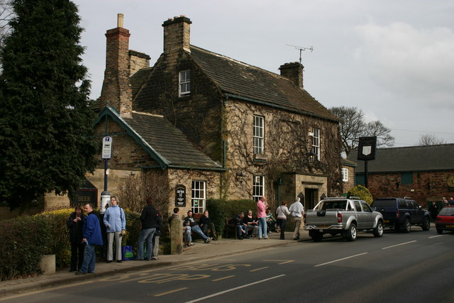 Rockingham Arms Wentworth