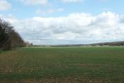 Farmland near Old Sulehay