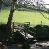 Footbridge over Wray Brook